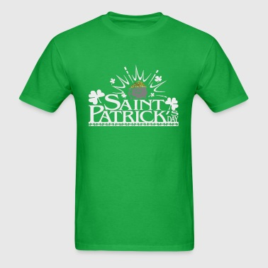 st patrick - Men's T-Shirt