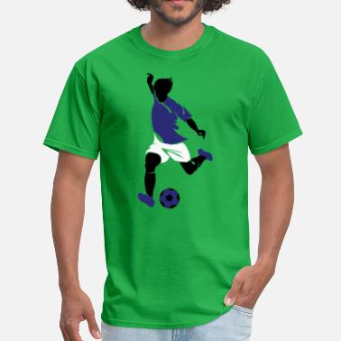 Soccer Champion Soccer player - Men's T-Shirt