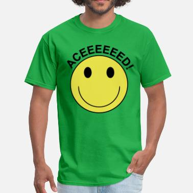 Acid Head acid - Men's T-Shirt