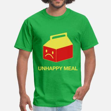 Unhappy Unhappy Meal - Men's T-Shirt