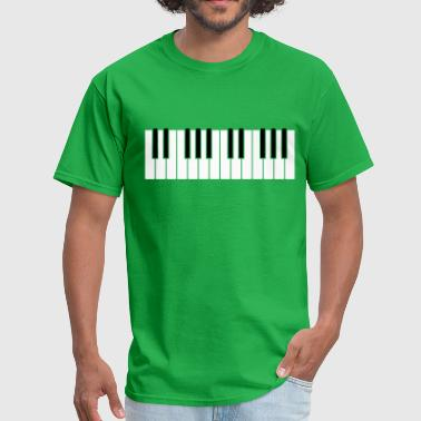 Simple Piano - Men's T-Shirt