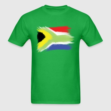 South Africa flag cape to - Men's T-Shirt