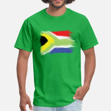 Flag Of South Africa South Africa flag cape to - Men's T-Shirt