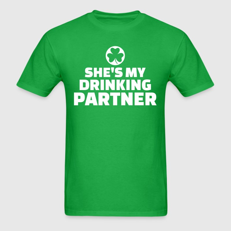 Drinking partner - Men's T-Shirt