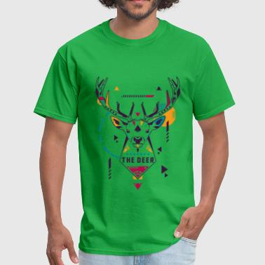 The Deer - Men's T-Shirt