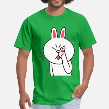 Cony Rabbit - Men's T-Shirt