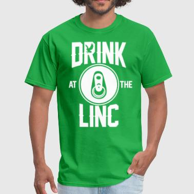 Drink at the LINC - Men's T-Shirt