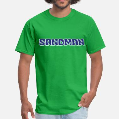 Sandman Blue Sandman - Men's T-Shirt