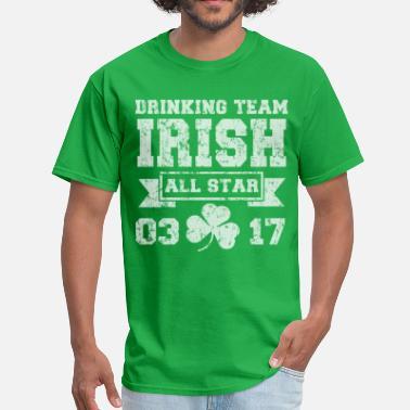 Shop Vintage St Patricks Day T Shirts Online Spreadshirt