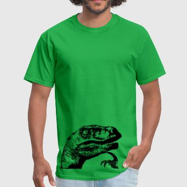 Philosoraptor - Men's T-Shirt