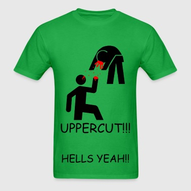 UPPERCUT!!! - Men's T-Shirt