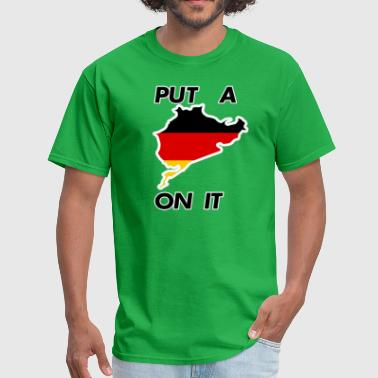 Put A Nurburgring on It - Men's T-Shirt