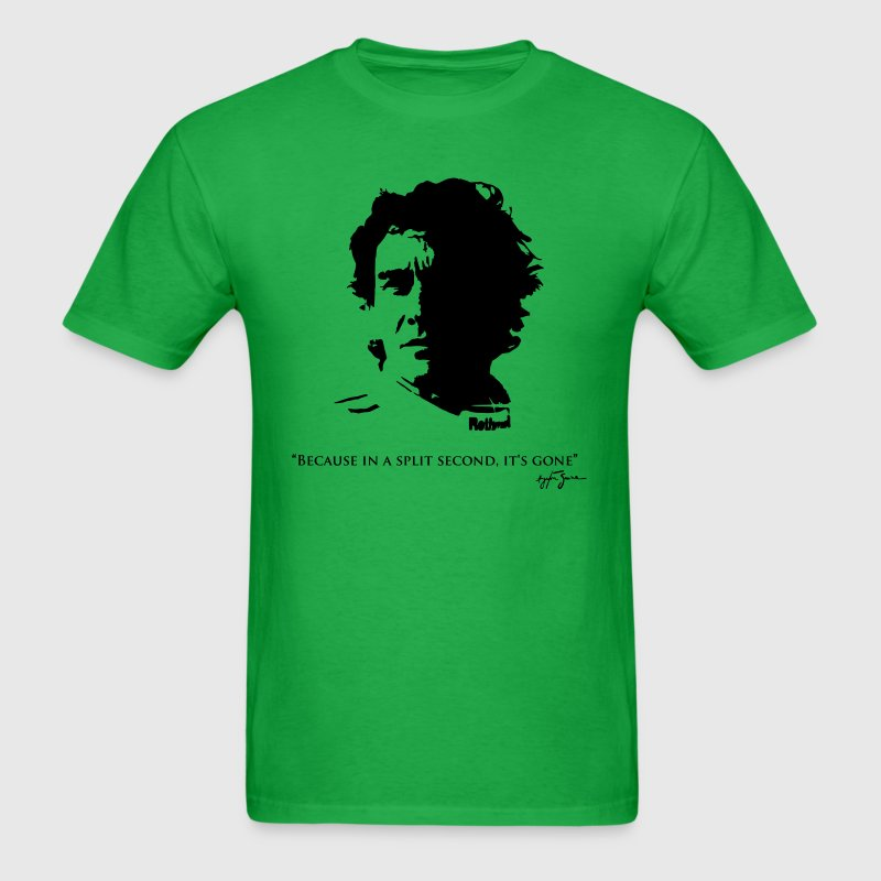 Ayrton Senna Tribute  - Men's T-Shirt