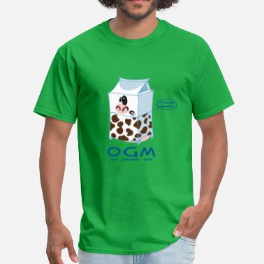 Humour Genetic cow - T-shirt Homme