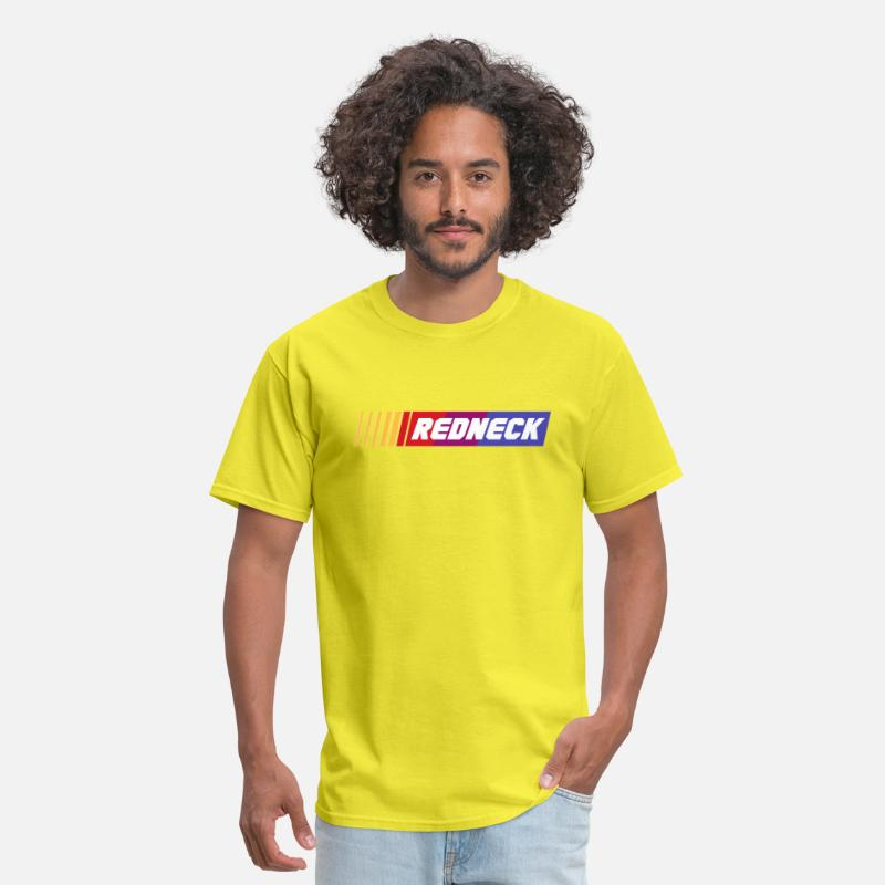 8072acb8 NASCAR Redneck Funny T-Shirt Men's T-Shirt | Spreadshirt