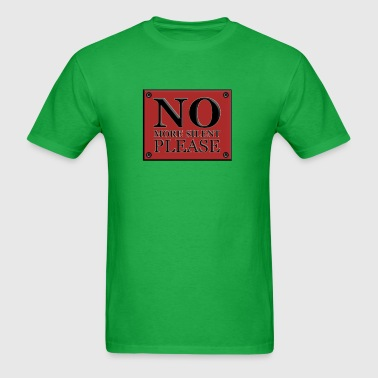 no more silent - Men's T-Shirt