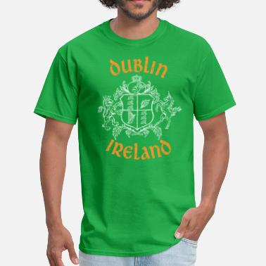 Dublin Dublin Ireland Shield - Men's T-Shirt