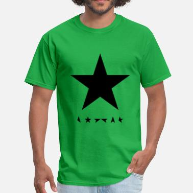 David david bowie blackstar tshirt - Men's T-Shirt