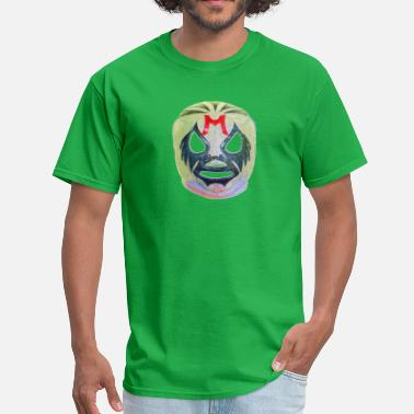 Mexican Wrestling mil mascaras - Men's T-Shirt