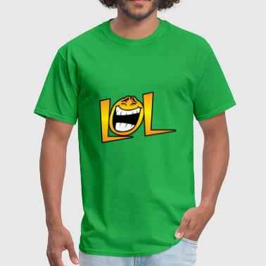 Lol Beer LOL - Men's T-Shirt