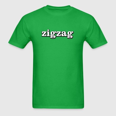 Zigzag - Men's T-Shirt