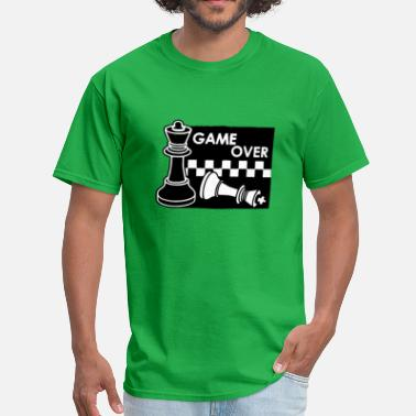 Checkmate Checkmate Game Over - Men's T-Shirt