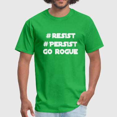 Rogue Power Red Go Rogue Tees - Men's T-Shirt