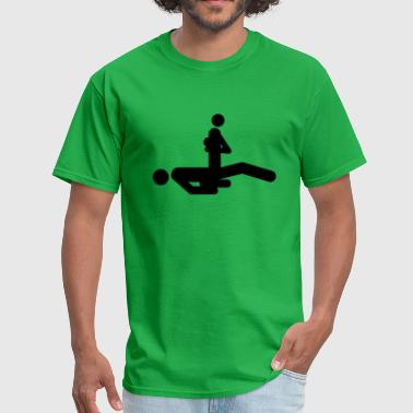 Sex positions - Men's T-Shirt