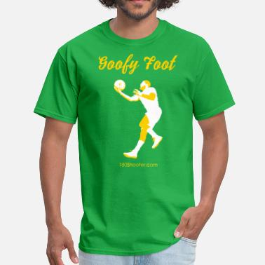 Goofy Footed Goofy Foot  - Men's T-Shirt