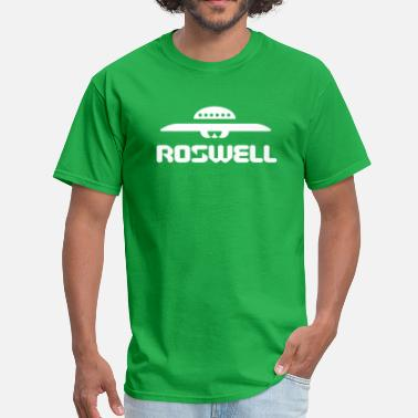 Roswell No roswell - Men's T-Shirt