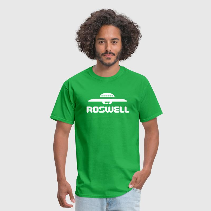 roswell - Men's T-Shirt