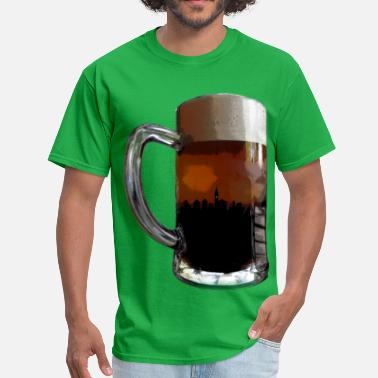 Oktoberfest Beer Festival Big Beer - Men's T-Shirt