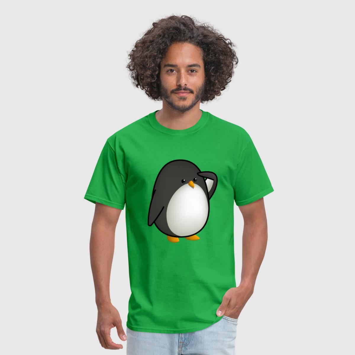 Penguin Salute by lightbringer777 | Spreadshirt