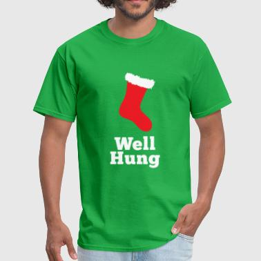 Well HUng - Men's T-Shirt