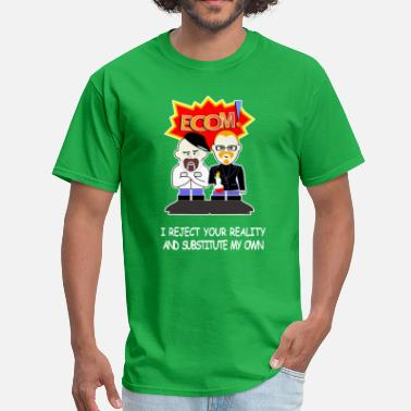 Mythbusters MYTHBUSTERS CARTOON - Men's T-Shirt
