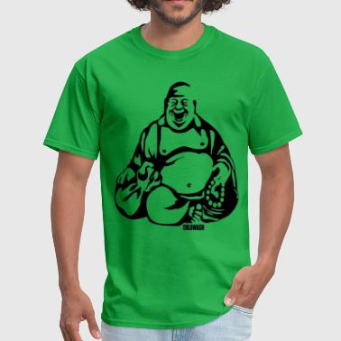 LAUGHING BUDDHA - Men's T-Shirt