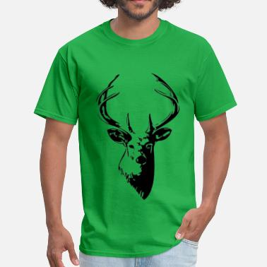 Whitetail Deer deer - Men's T-Shirt