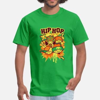 Hop Head Hip hop heads - Men's T-Shirt