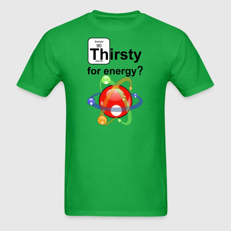 Thirsty - Men's T-Shirt