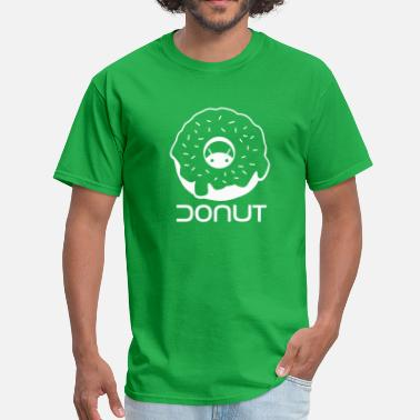 Android Open Source Droid Donut 2 - Men's T-Shirt