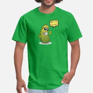 Mr Pickles Dill Pickle - Men's T-Shirt