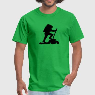 Hiker - Men's T-Shirt