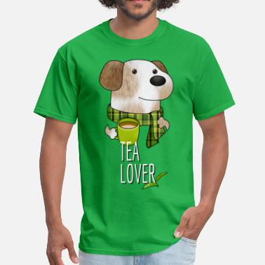 Tea Lovers Tea lover - Men's T-Shirt