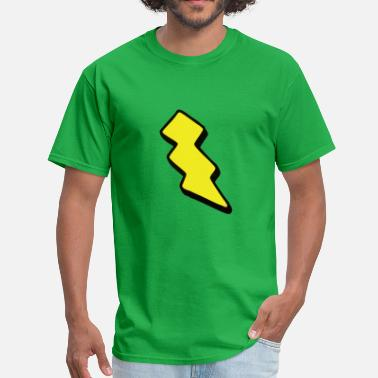 Lightening Bolt bolt - Men's T-Shirt