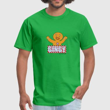 Gingerbread Gingy! - Men's T-Shirt