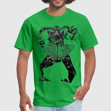 Monotype-print Monotype-print/figure-23 - Men's T-Shirt