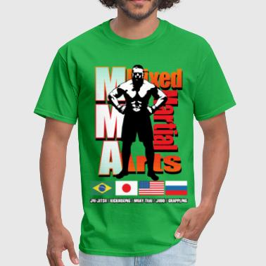 Mixed martial art - Men's T-Shirt