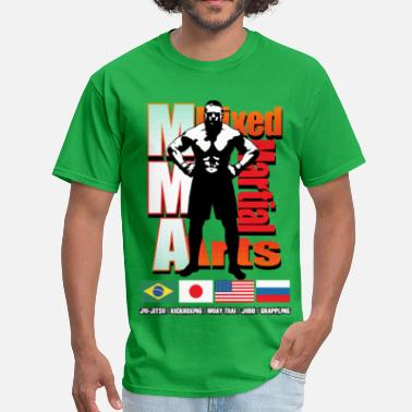Mixed Martial Art Mixed martial art - Men's T-Shirt