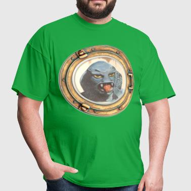 CREATURE PORTHOLE - Men's T-Shirt