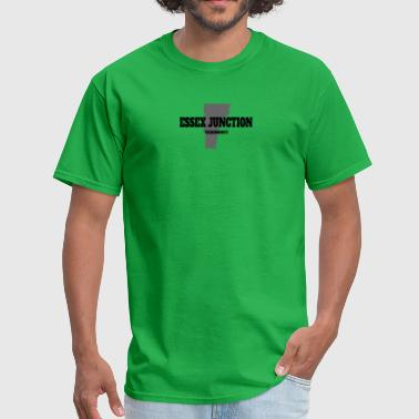 Essex VERMONT ESSEX JUNCTION US STATE EDITION - Men's T-Shirt